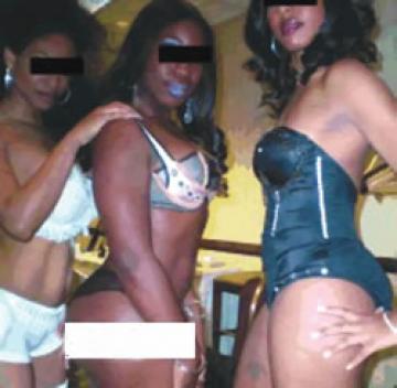 Prostitutes Harrison