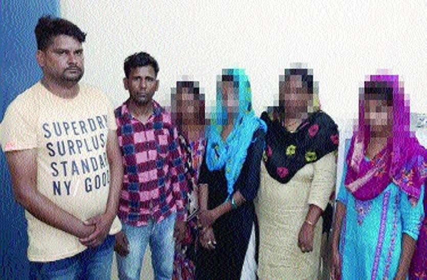Prostitutes Ganganagar