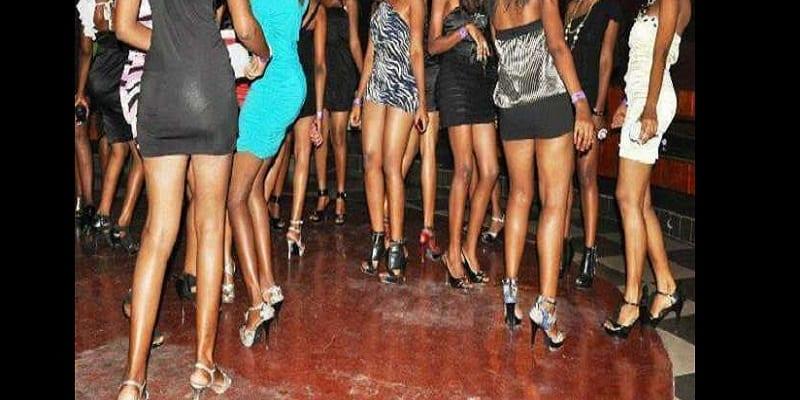 Prostitutes La Breita