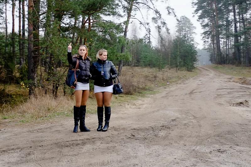 Prostitutes Warsaw