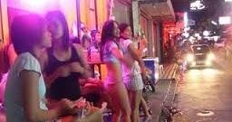 Prostitutes Malanje