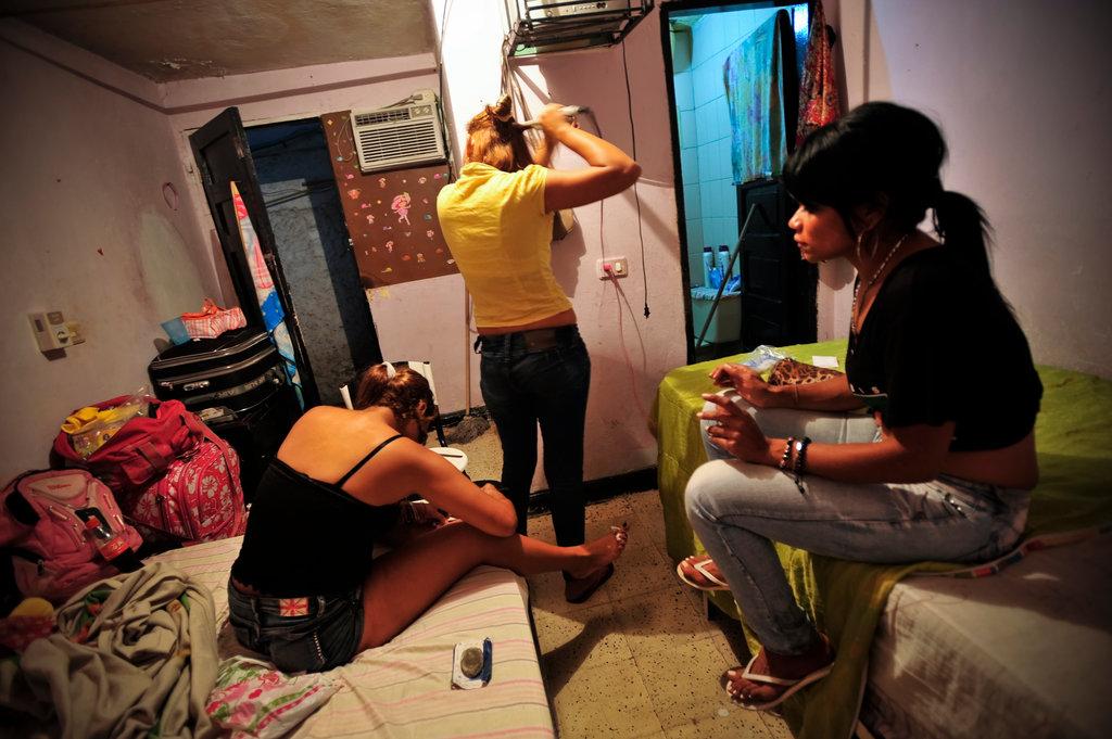 Prostitutes Columbia
