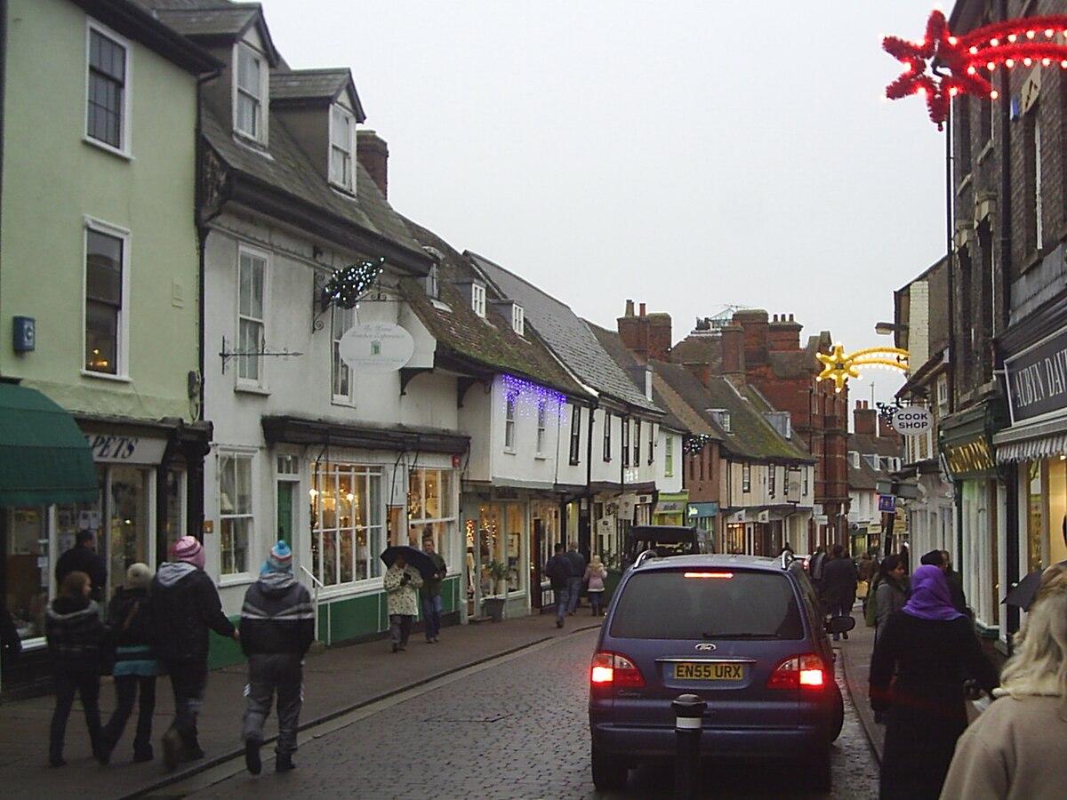 Prostitutes Bury St Edmunds