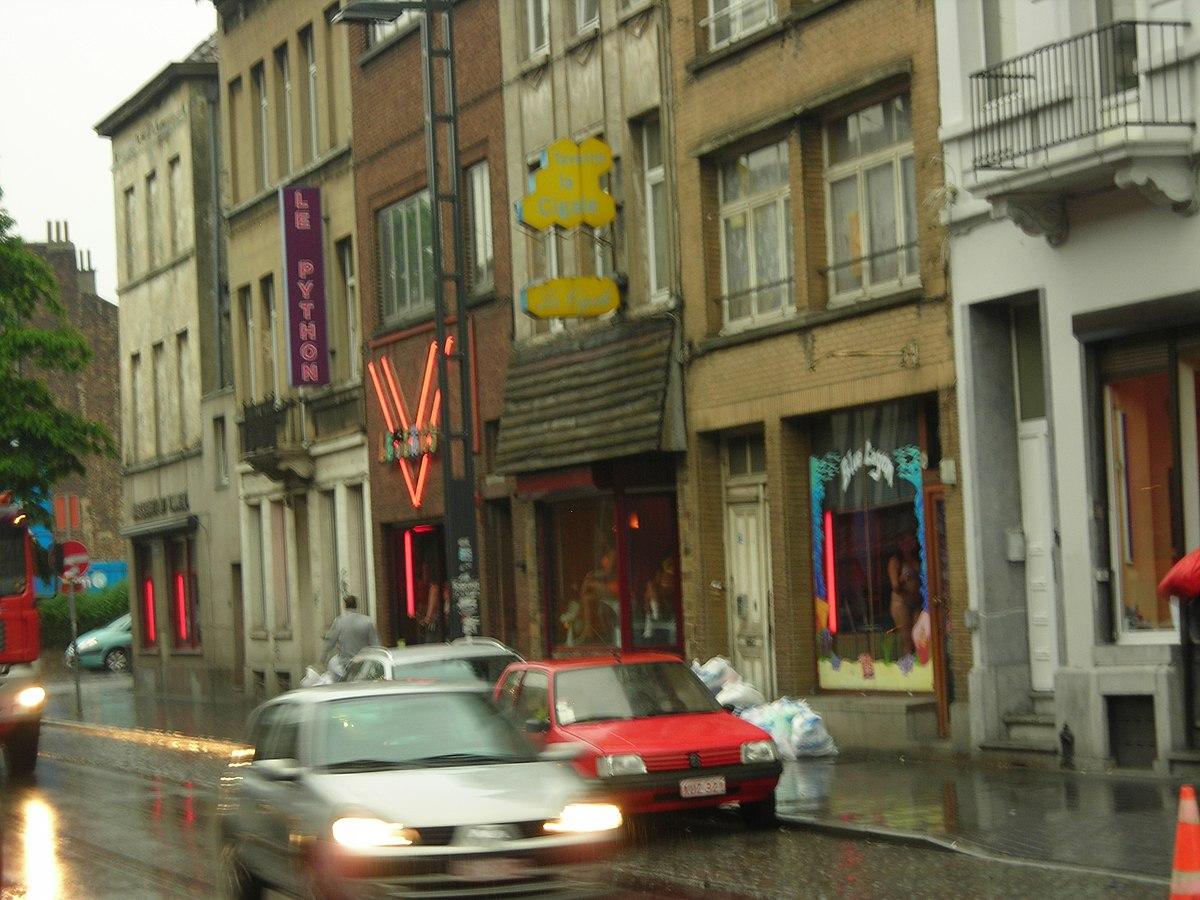 Prostitutes Brussels
