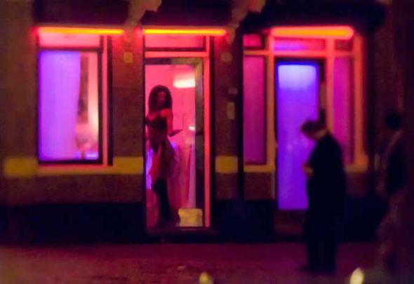 Prostitutes Calais