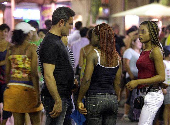 Prostitutes Palamos